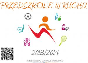 Przedszkole wCikowicach - przedszkole wruchu